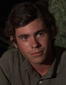 Young Geoffrey Lewis