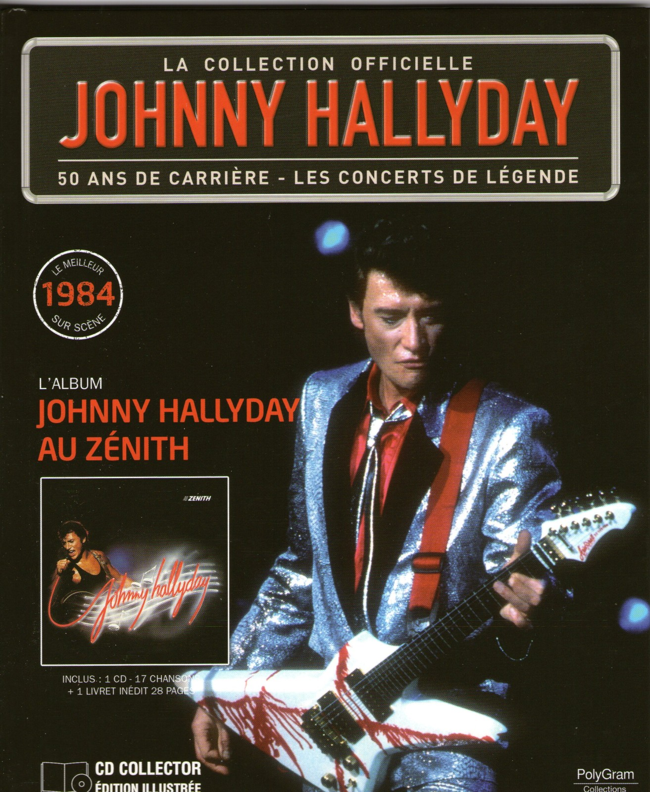 johnny hallyday zenith dvdtoile. Black Bedroom Furniture Sets. Home Design Ideas