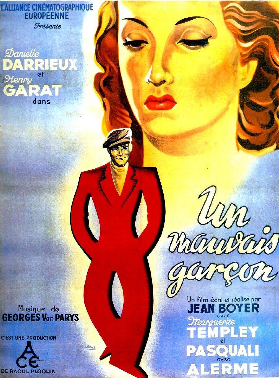 Henry Garat & Danielle Darrieux - C'est un mauvais garçon ...