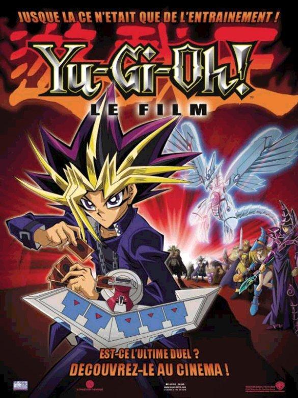 Yu-Gi-Oh! Film 01 VOSTFR - YouTube