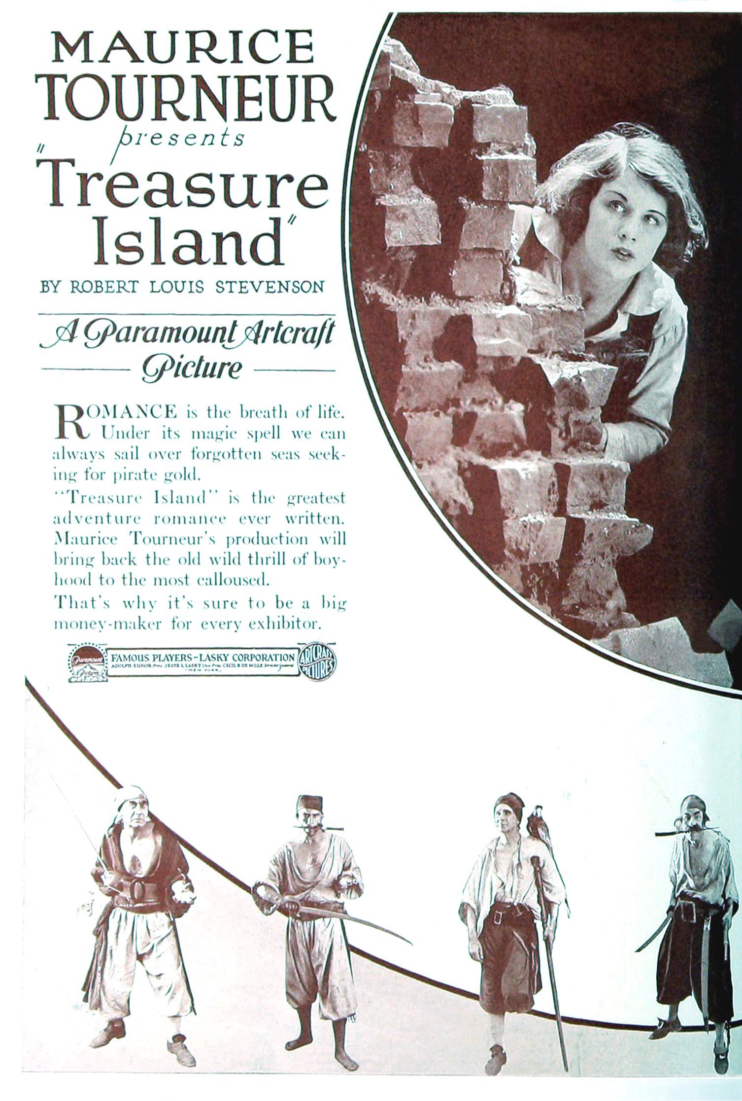 L Auteur De Treasure Island