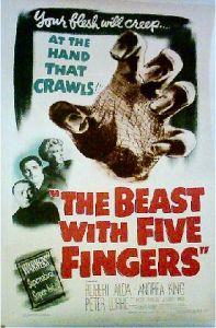 Re: La Bete aux cinq doigts - 1946 [dvdrip] 37602