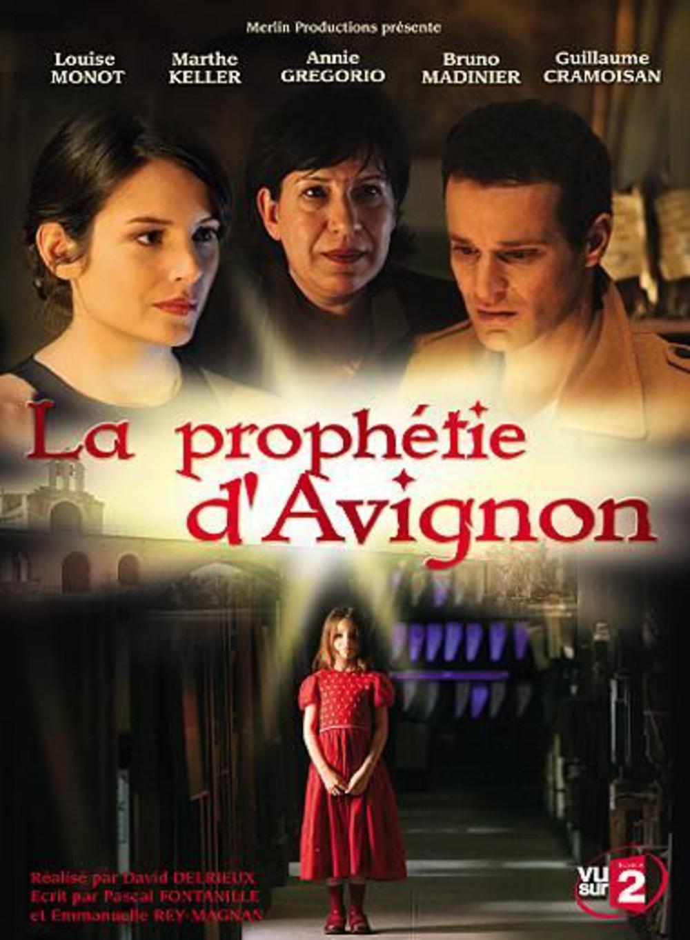 La Prophétie d'Avignon sur France 2 49018