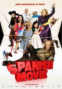 Spanish Movie affiche