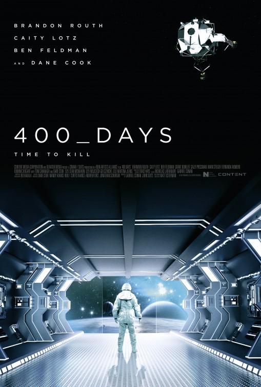 400 Days affiche