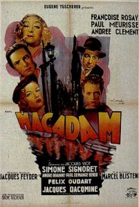 Macadam, de Marcel Blistène  8283