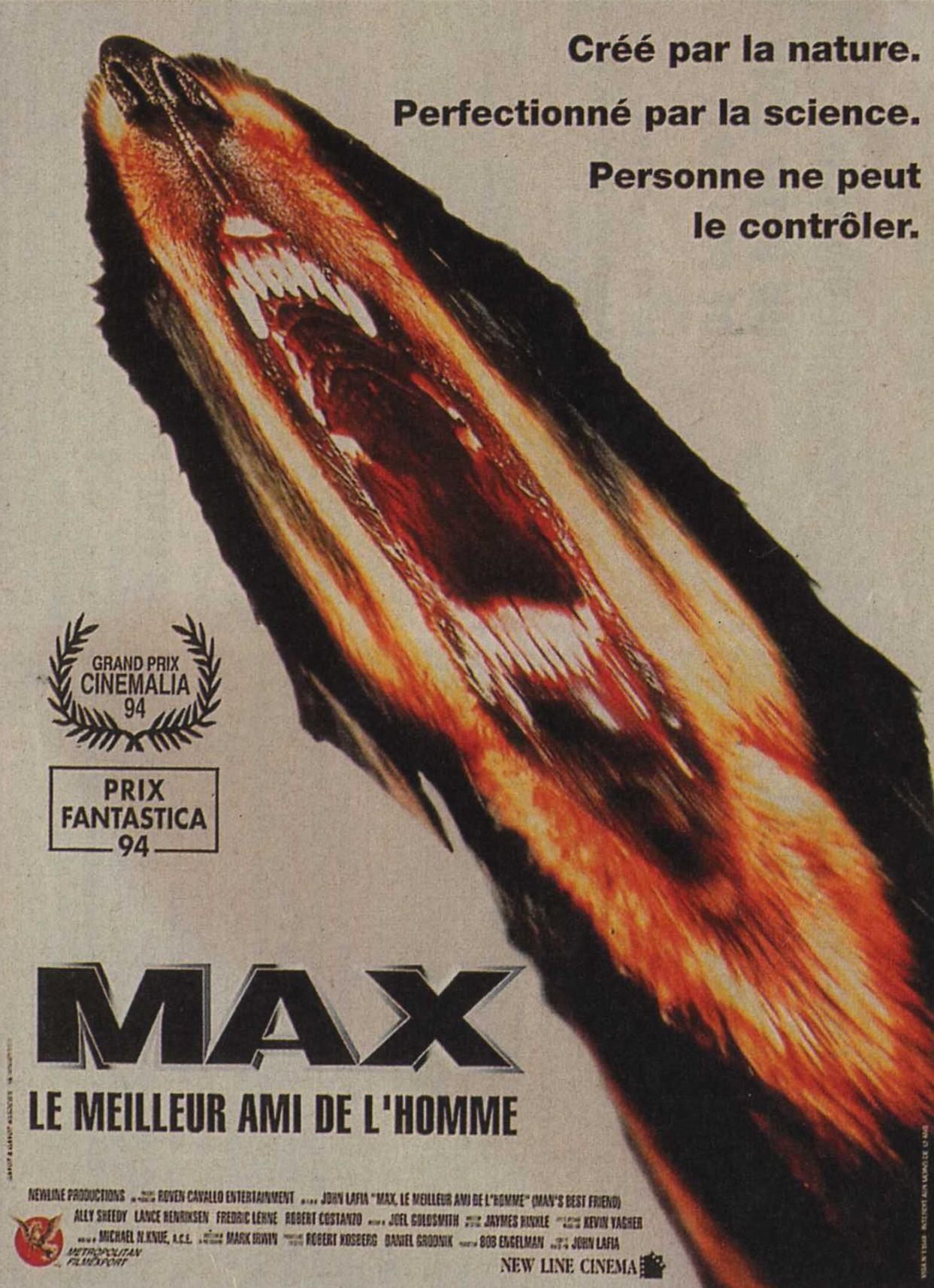 Max Le Meilleur Ami De L Homme Dvdtoile