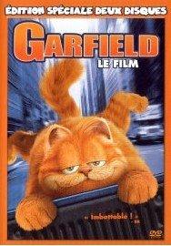 Garfield le film dvdtoile - Voix de garfield ...