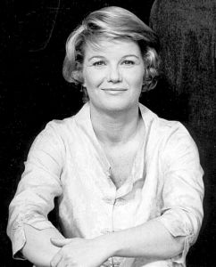 Barbara Bel Geddes in Vertigo