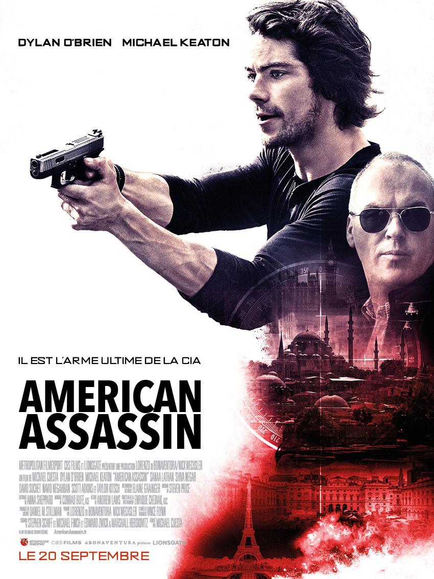 American Assassin - DvdToile