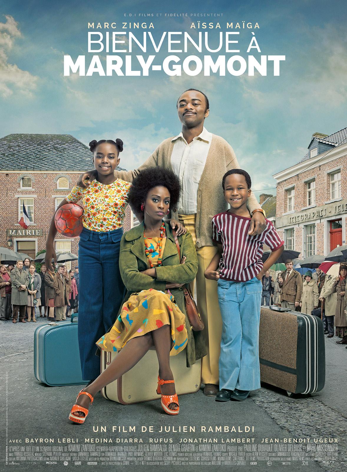 Bienvenue à Marly Gomont DvdToile