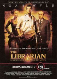 Image result for librarian iii the curse of the judas chalice 2008