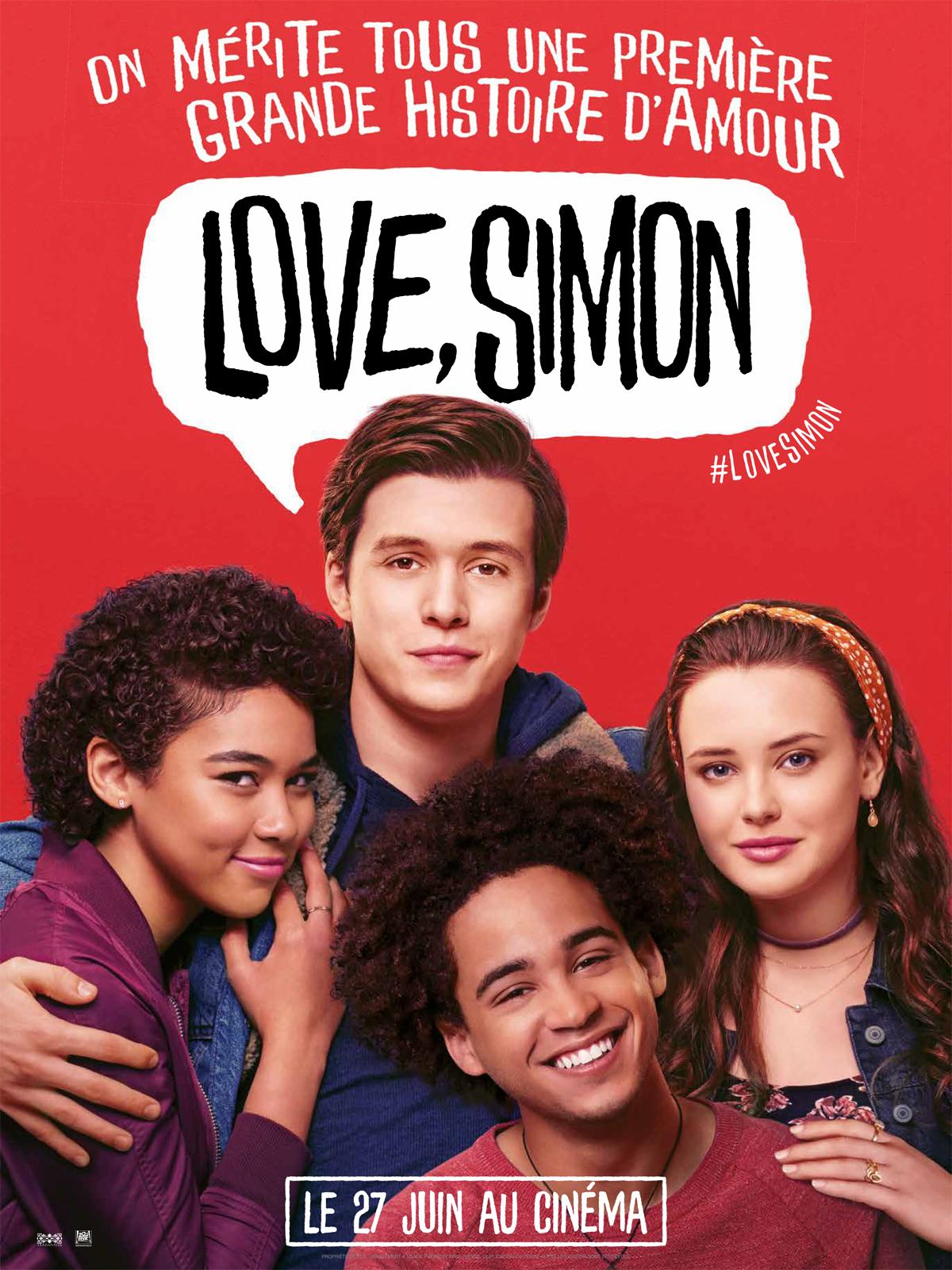 Odonnell love simon sean Love, Simon
