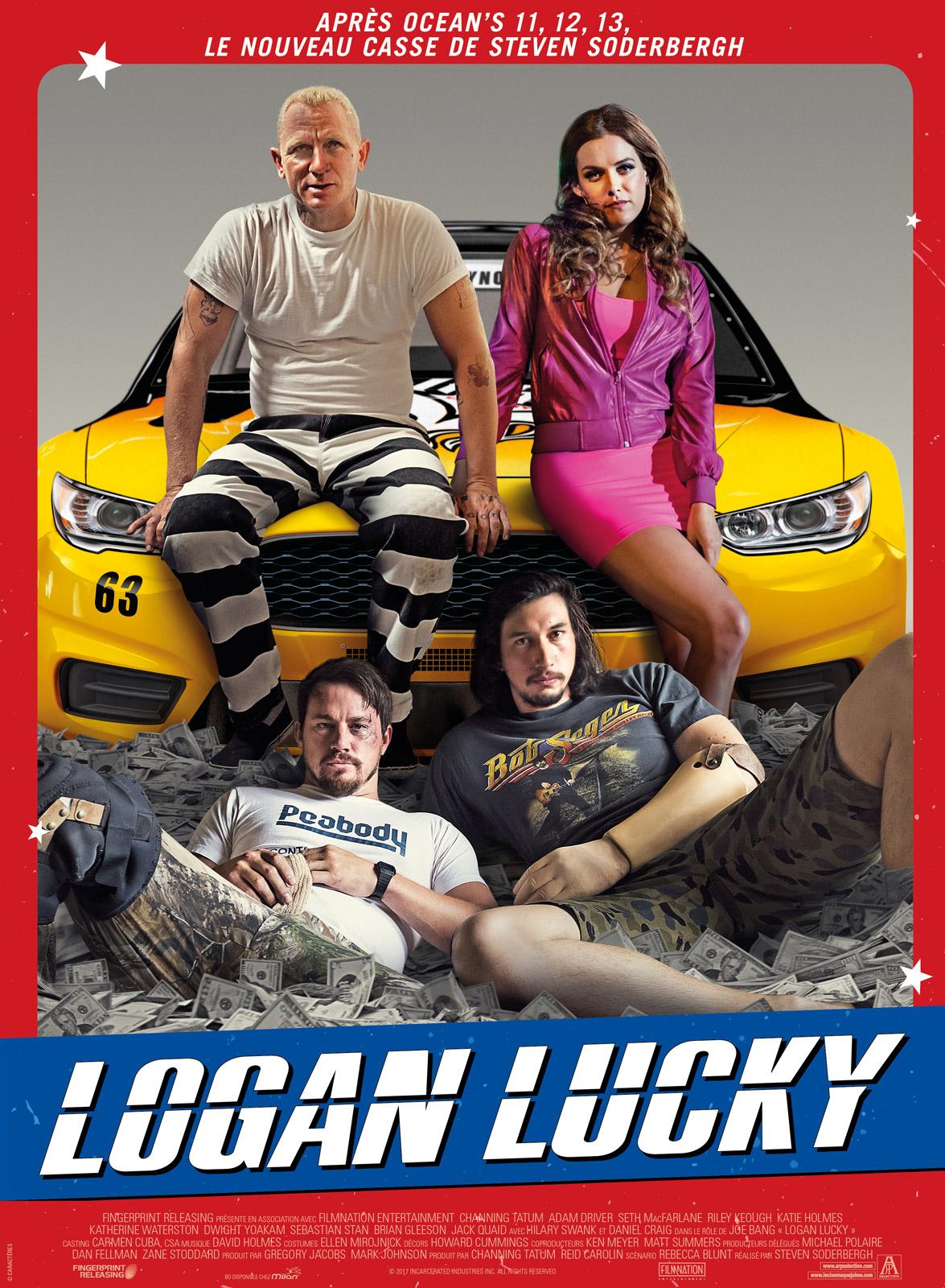 Lucky Logan Stream