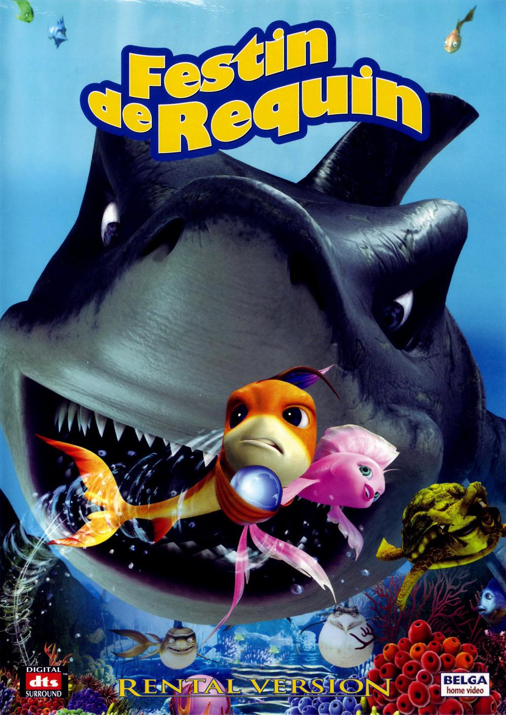 festin de requin dvdtoile