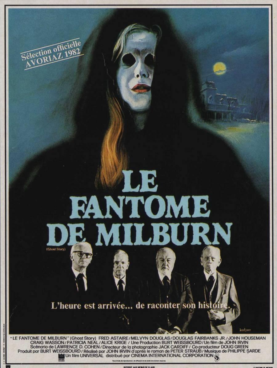 le fantome de milburn