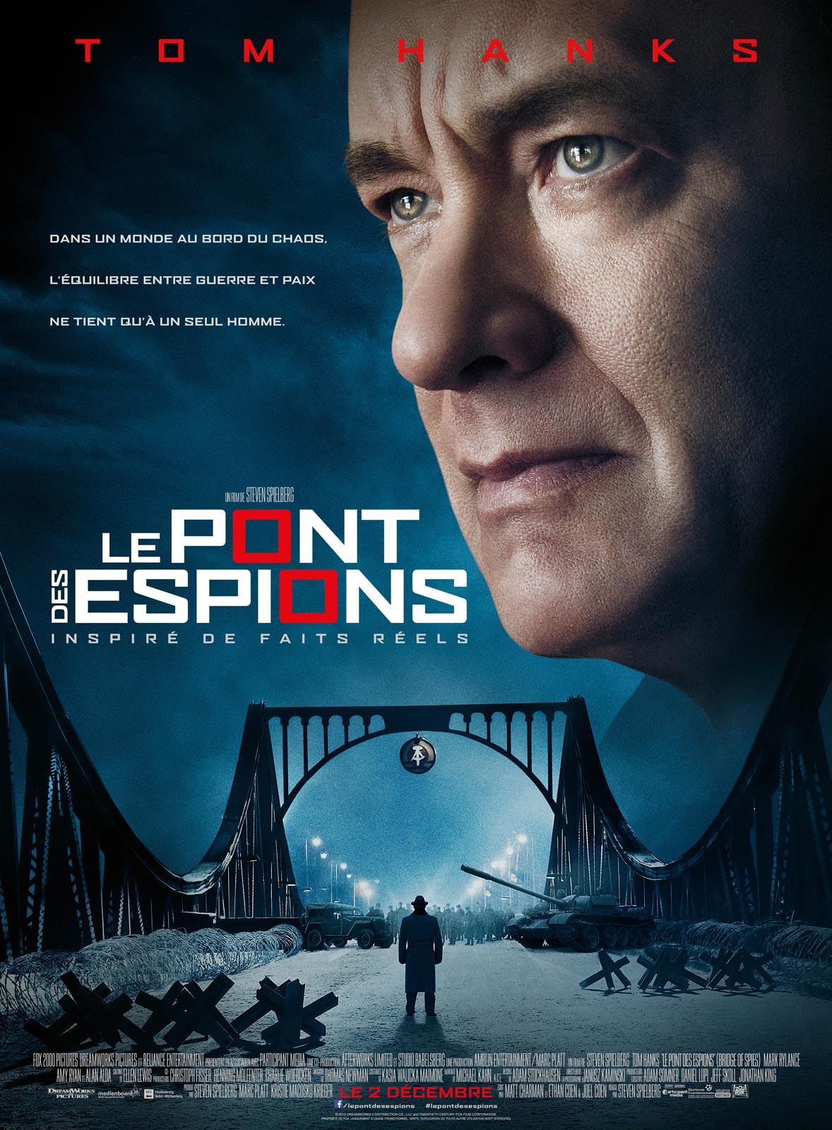 Le Pont Des Espions Dvdtoile