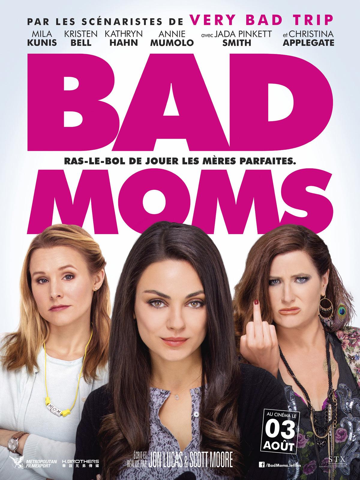 Amy Brassette bad moms - dvdtoile