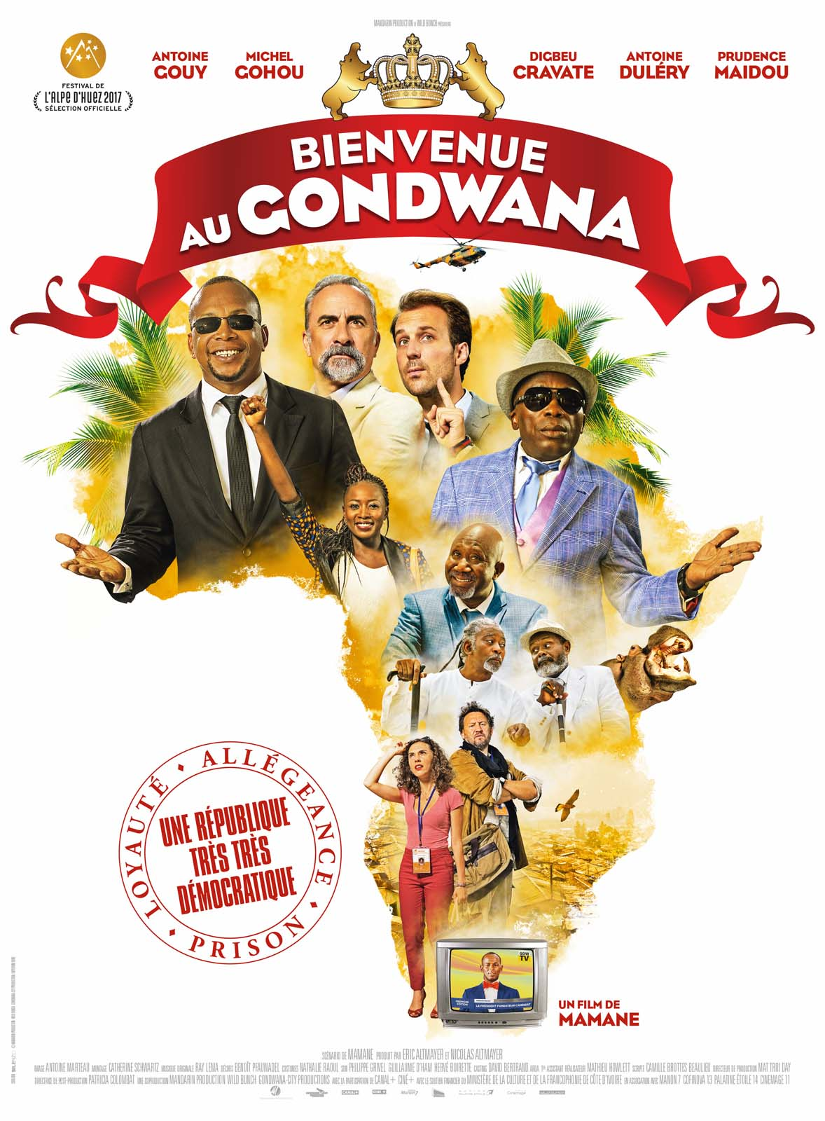 Bienvenue au Gondwana DvdToile