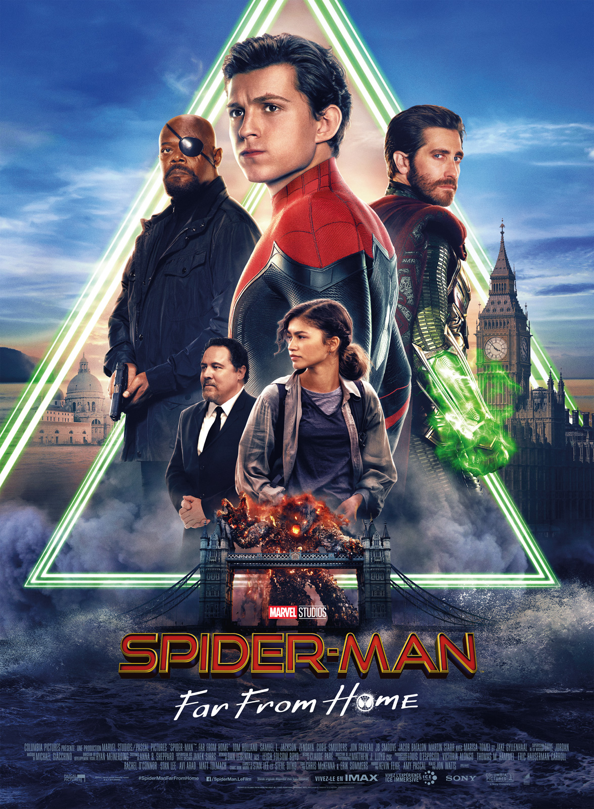 Spider-Man: Far from Home - DvdToile